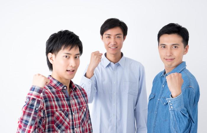 メンズエステでニキビやニキビ跡の悩みを解決した3人の男性