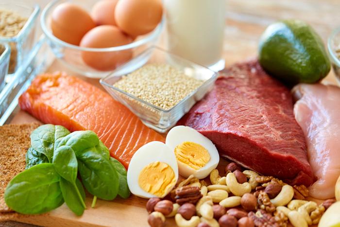 食事制限はほどほどに。ダイエットするなら「タンパク質」を絶対摂取!